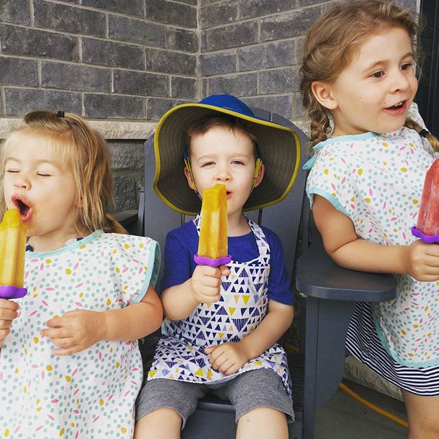 Popcicle pals!
