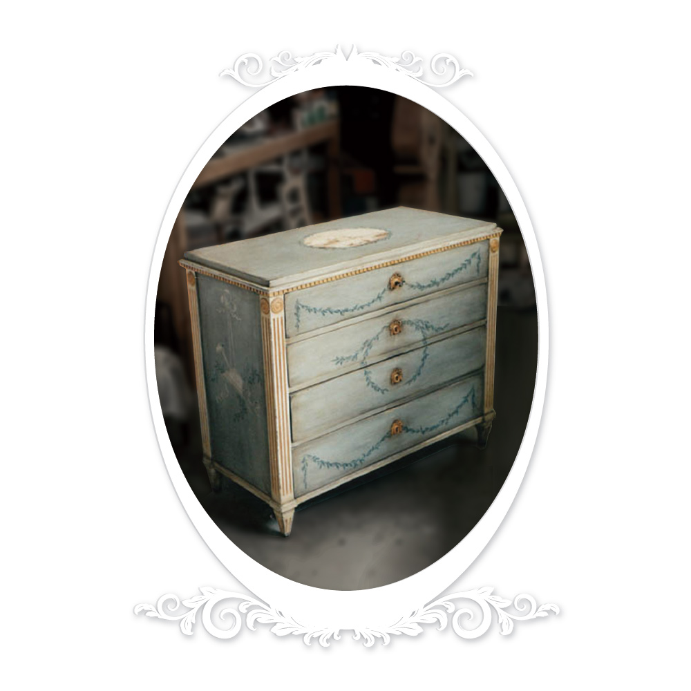Neoclassical Chest -
