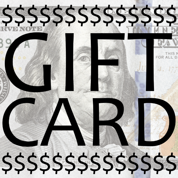 Riin Gill Design Gift Card