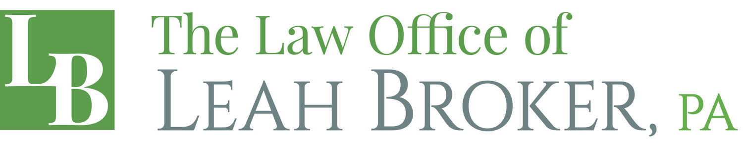 Leah Broker Law
