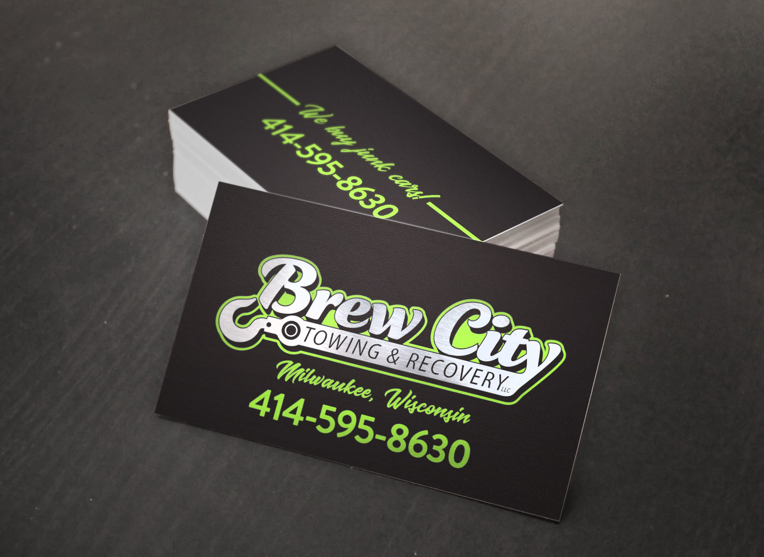 Delighted Towing Business Cards Photos - Business Card Ideas ...