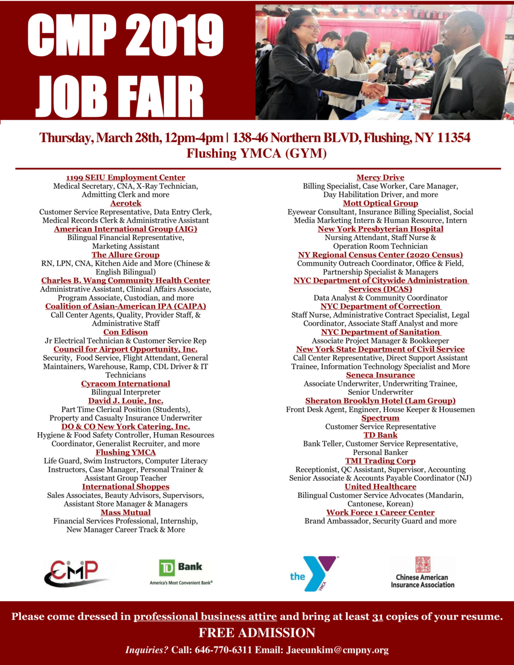 Flushing Job Fair (English) 3-20-1.png
