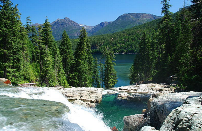 Strathcona Provincial Park – Comox Valley - 250, 000 hectares of mountain wilderness
