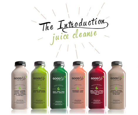 Cold Pressed Juice Cleanse