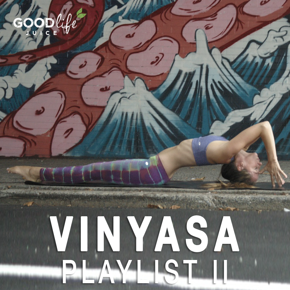 yoga music playlist