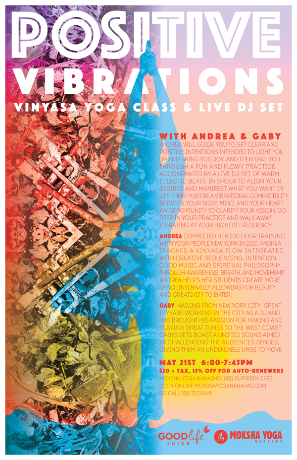 yoga and live music