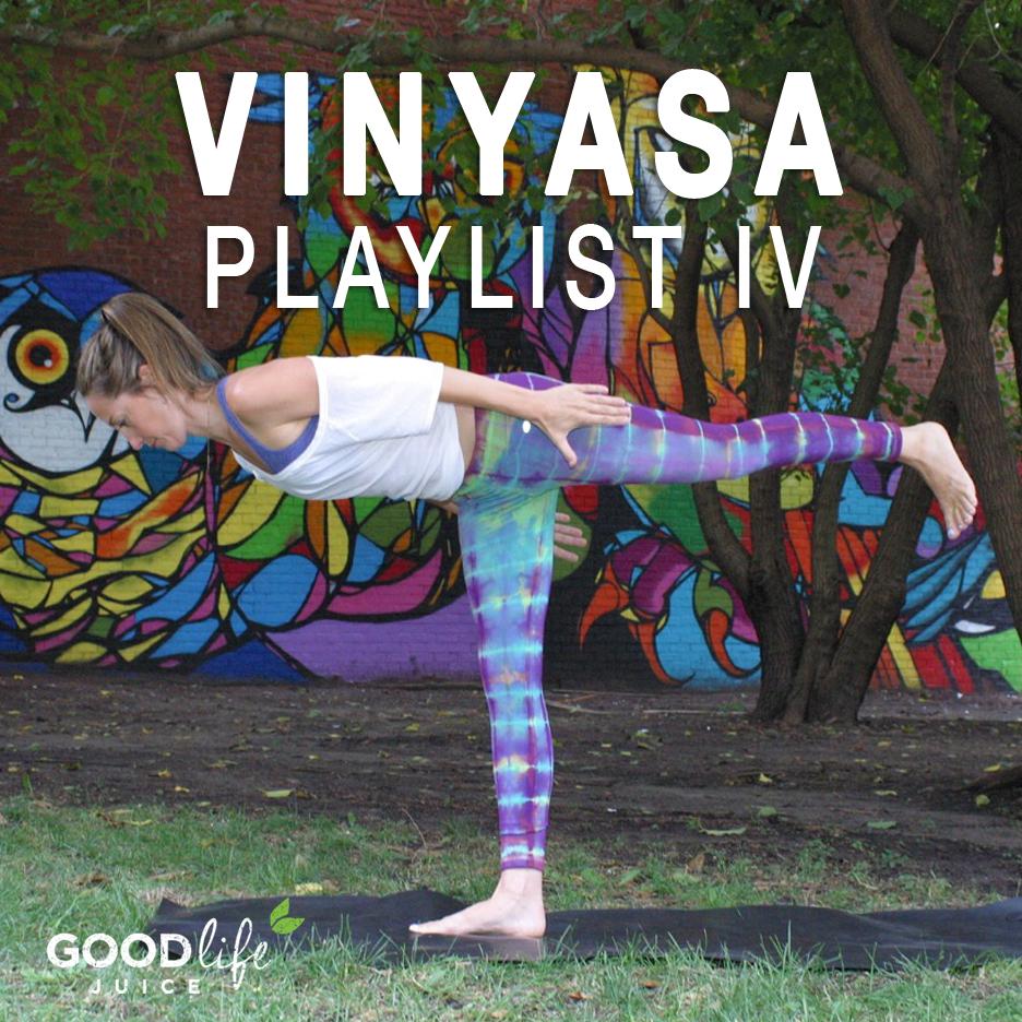 vinyasa playlist