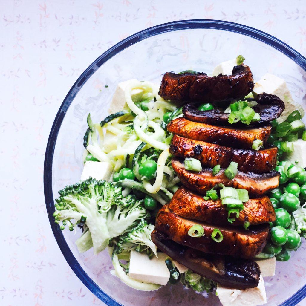 zuccini noodle