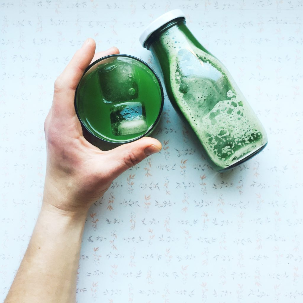 recipe for green juice