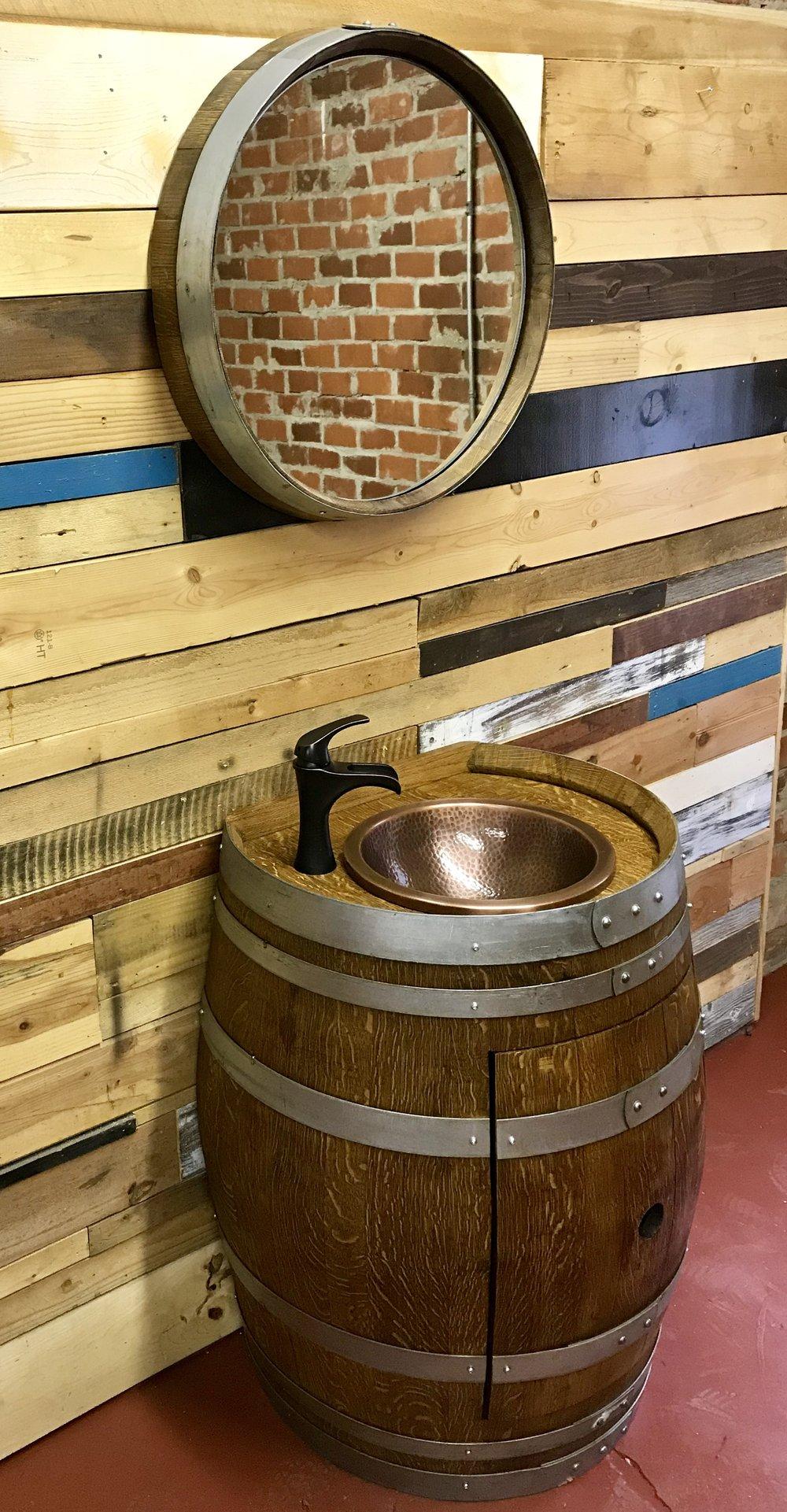 Top Shelf Barrel Furniture U0026 Bars LLC