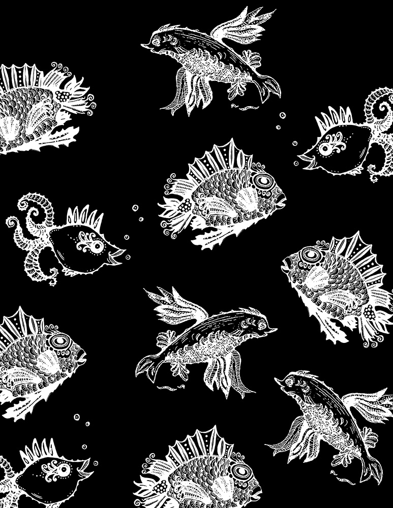 Fishes-BW BG pattern bedding web.jpg