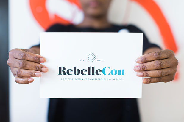 RebelleCon Lifestyle Design Conference for the Entrepreneurial Woman