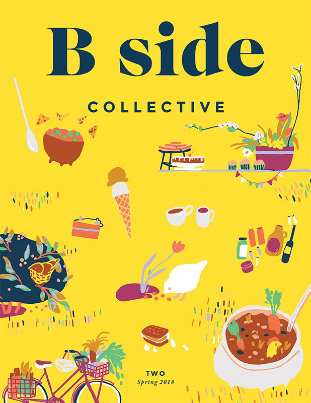 B Side Collective, women in the food and beverage industry here in Richmond, VA - Sarah Der