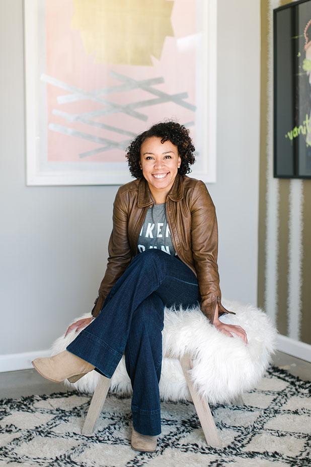 Arley Arrington - Arley Cakes baker and business owner - Sarah Der