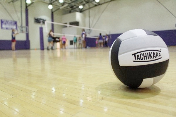 VOLLEYBALL CAMP -