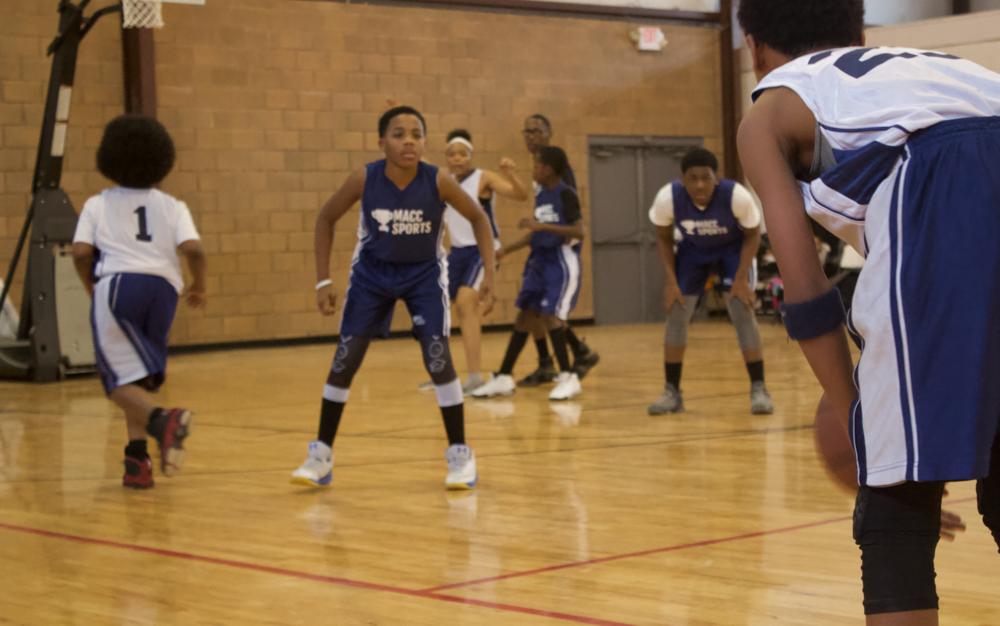 WINTER BASKETBALL LEAGUE -