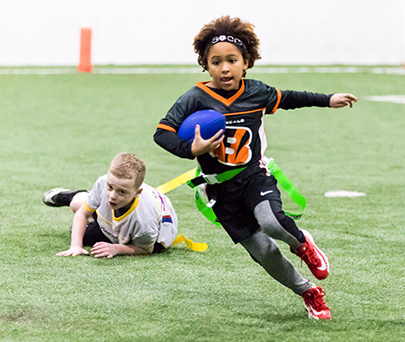 2019 SPRING FLAG FOOTBALL - Starts April 27th