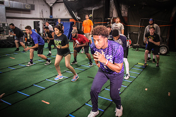 Speed and Agility Camp - Starts March 2nd. Limited spots available.
