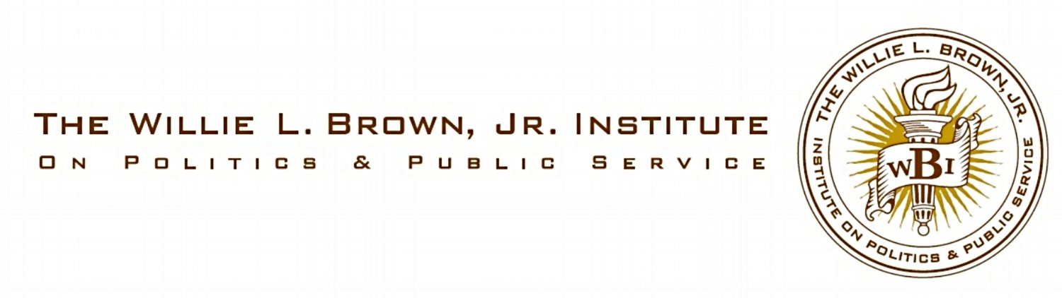 The Willie L. Brown, Jr. Institute