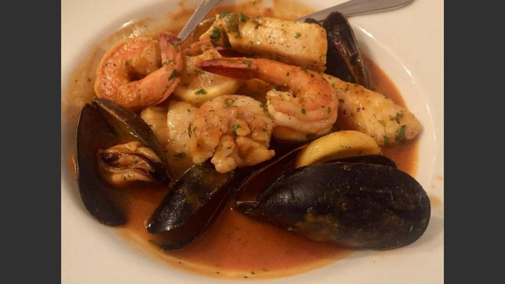 Seafood stew at 2nd Street Bistro. All photos by Norm Clarke