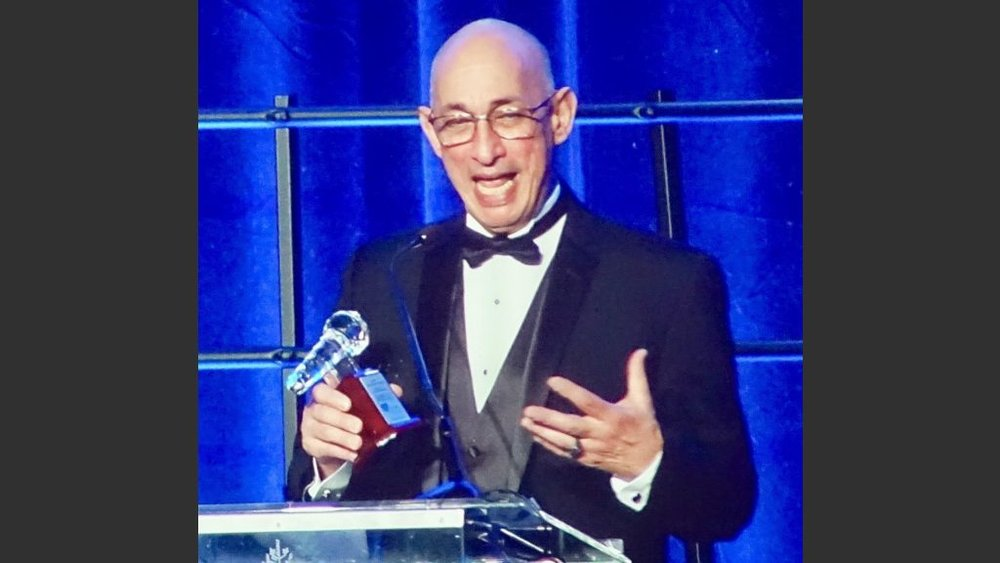 Eric Bonnici, one of the movers and shakers of the Nevada Broadcasters Association and Foundation, was among the honorees.