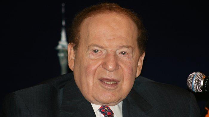 Sheldon Adelson   Wikimedia Commons