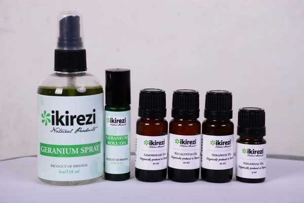 Ikirezi products range