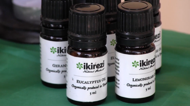 Ikirezi high quality essential oils