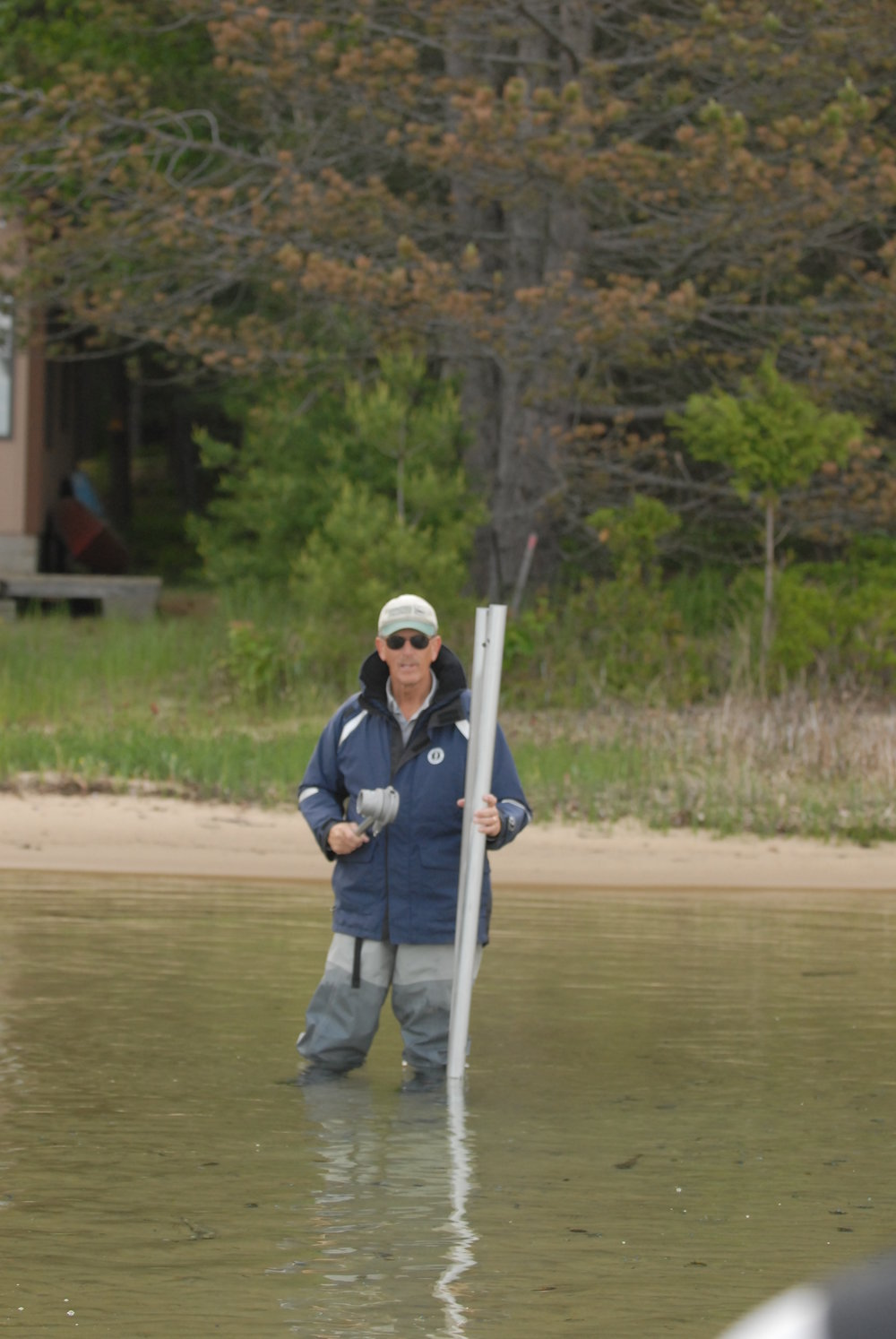 Ron Reimink, OwnerFreshwater Solutions, LLC - Ron began working on parasites responsible for causing swimmer's itch in 1977 under the mentorship of Dr. Harvey Blankespoor at Hope College. In 1983 he and Harvey began 25 years of summer fieldwork, a partnership focused on education, research, and control of swimmer's itch on lakes in Wisconsin, Maine, and Michigan. Ron was a professional high school biology educator from 1983-2015, directed a Summer Science Institute in the Rocky Mountains, taught at the American Wilderness Leadership School in Jackson, Wyoming and has served in many other leadership roles. He mentors college students as a member of the Hope College Campus Ministries Team during the academic year while focusing all of his attention on innovative swimmer's itch strategies during the spring and summer months..