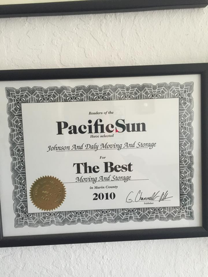 pacific sun best movers 2010