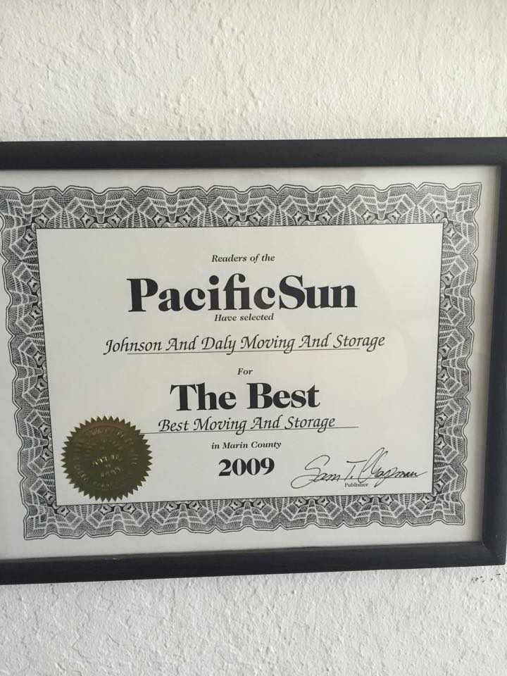 pacific sun best movers 2009