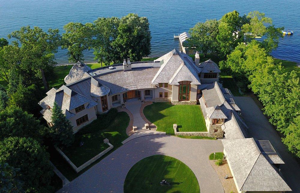 Multi-million dollar listing on Lake Minnetonka