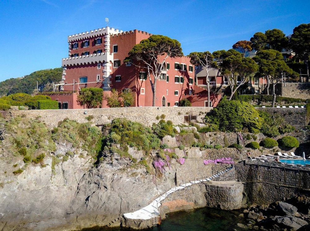 Mezzatorre Resort - Italy