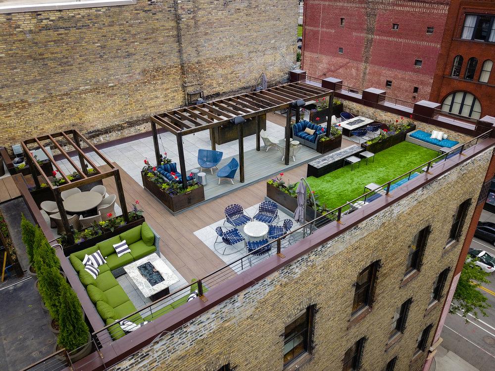 Brick x Mortar Rooftop