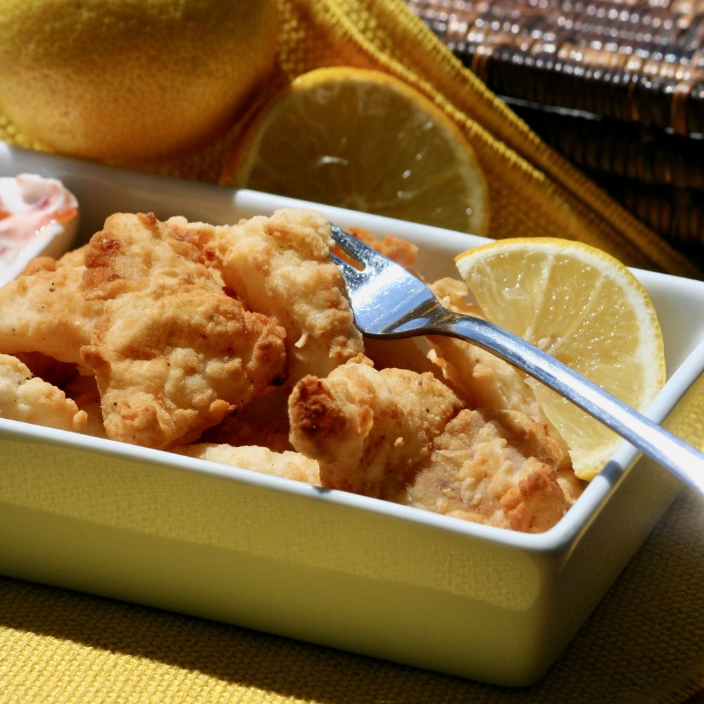 Fried Catfish -