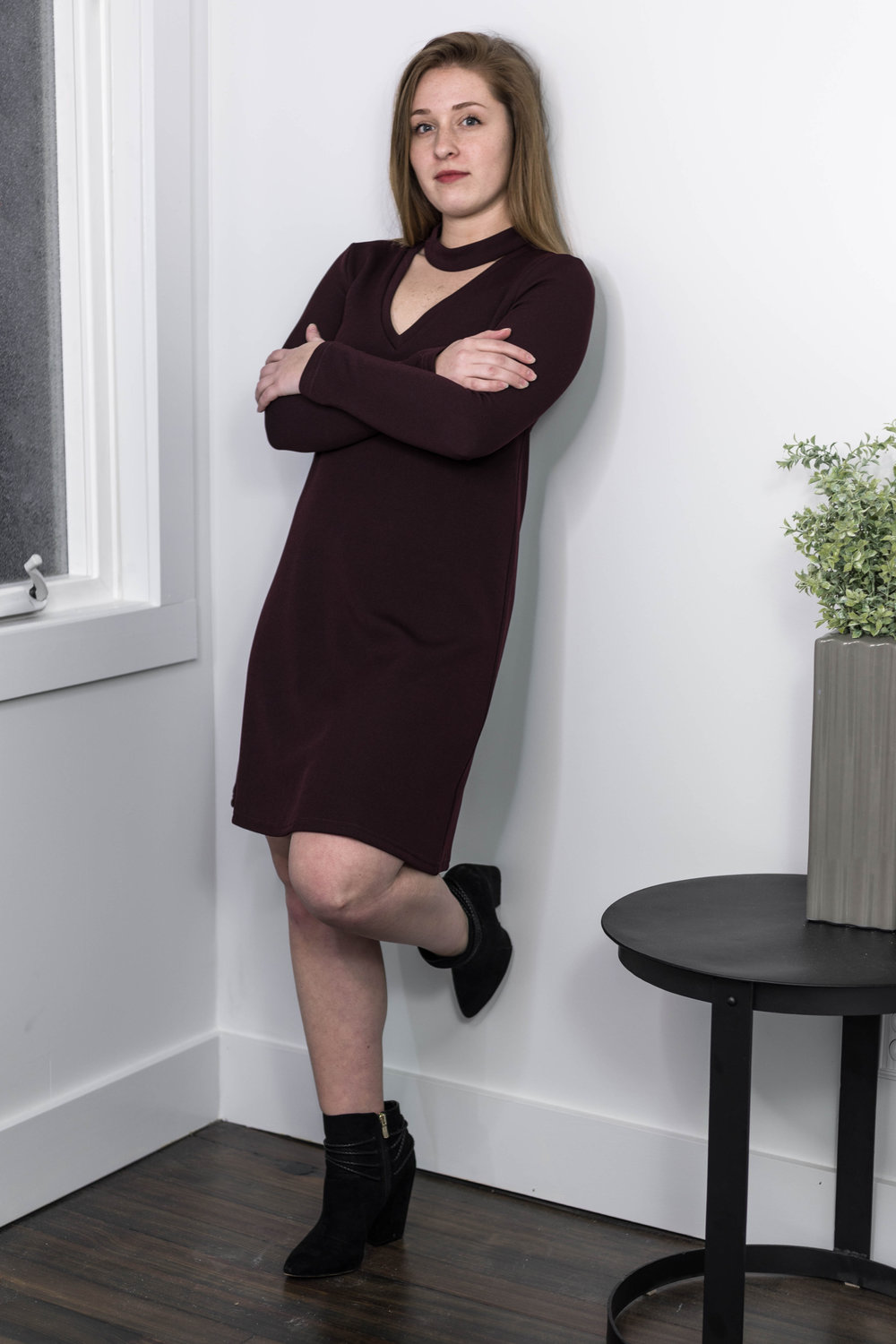Saddie Knit Dress, reviewed by Hannah L.