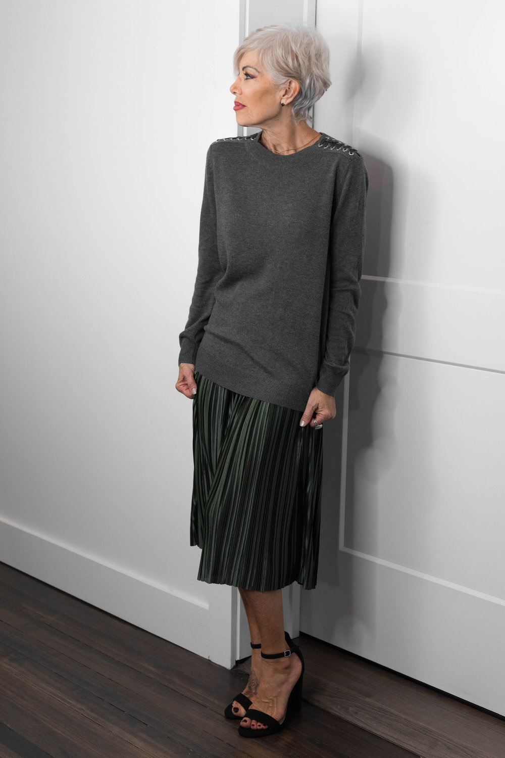 Cass Sweater - Reviewed by Deby