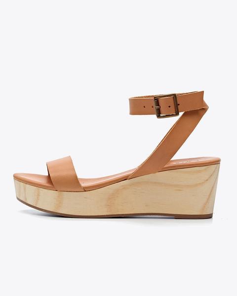Sarita Wedge Sandal