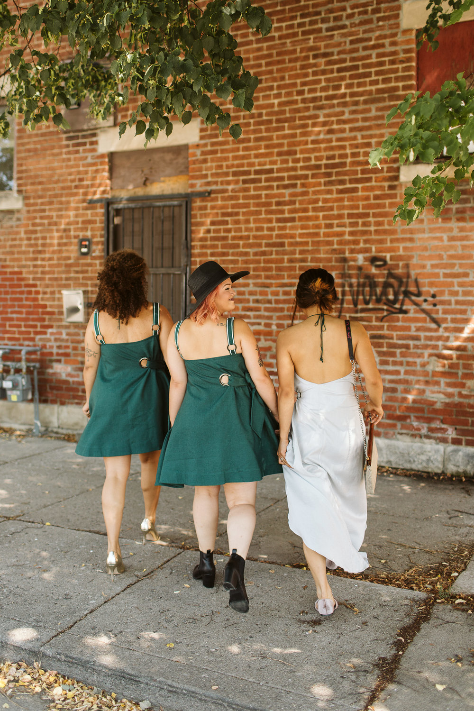 Elsie Dress, Shayne NYC.
