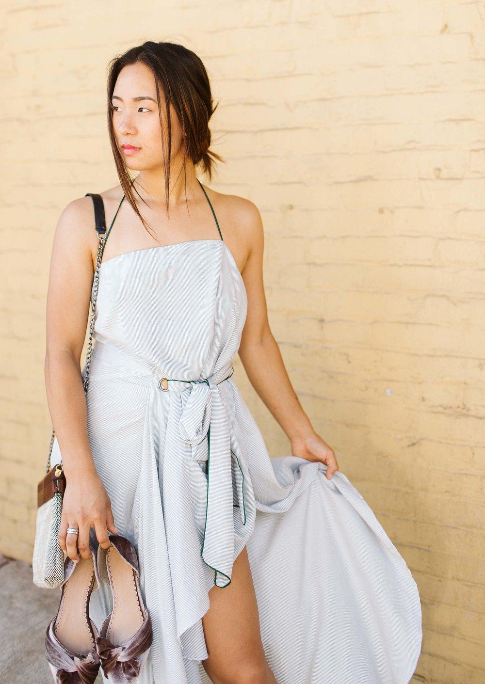 Amalie Dress, Shayne NYC.