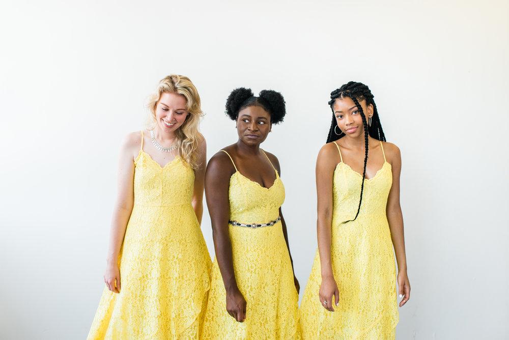 Lace Midi Overlay Dress, Trend Boutique.