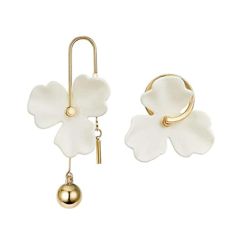 ELETA Asymmetric Earrings