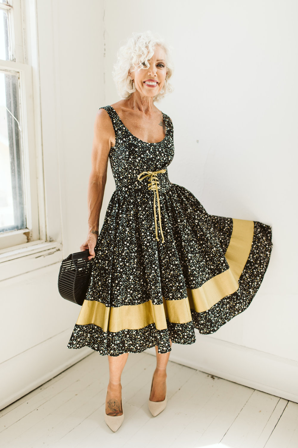 Laced to Perfection Dress, My Vintage Look