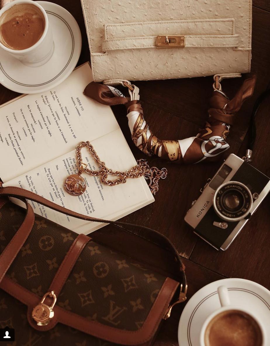 Copy of cafe flatlay