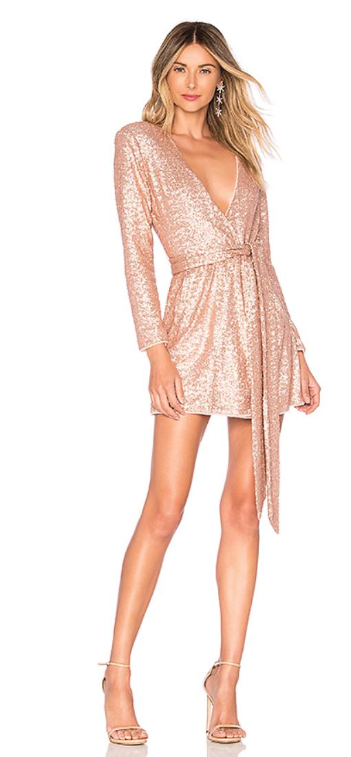Naven Belle Dress, Revolve.