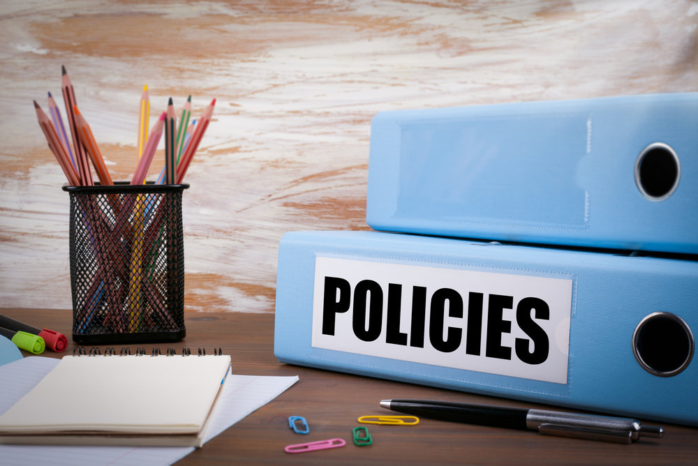 mega important policies & faqs -