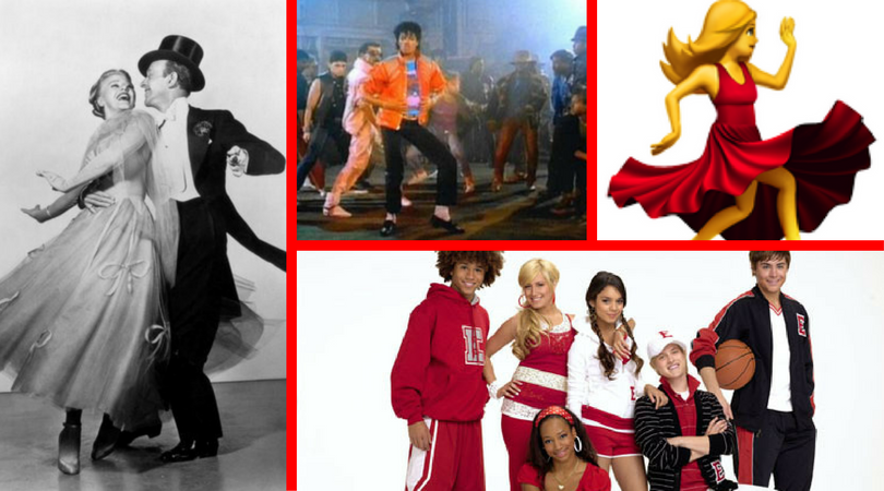 October Blog:  - 20 Dance Themed Costumes: Read More