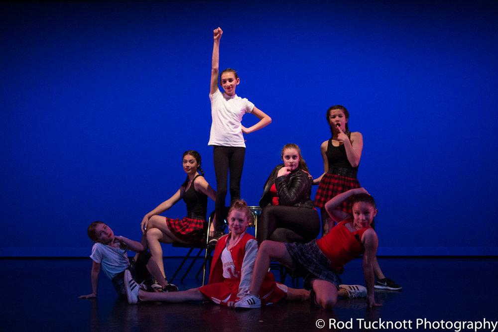 Pre-Company: Emerge - Dancers ages 8+