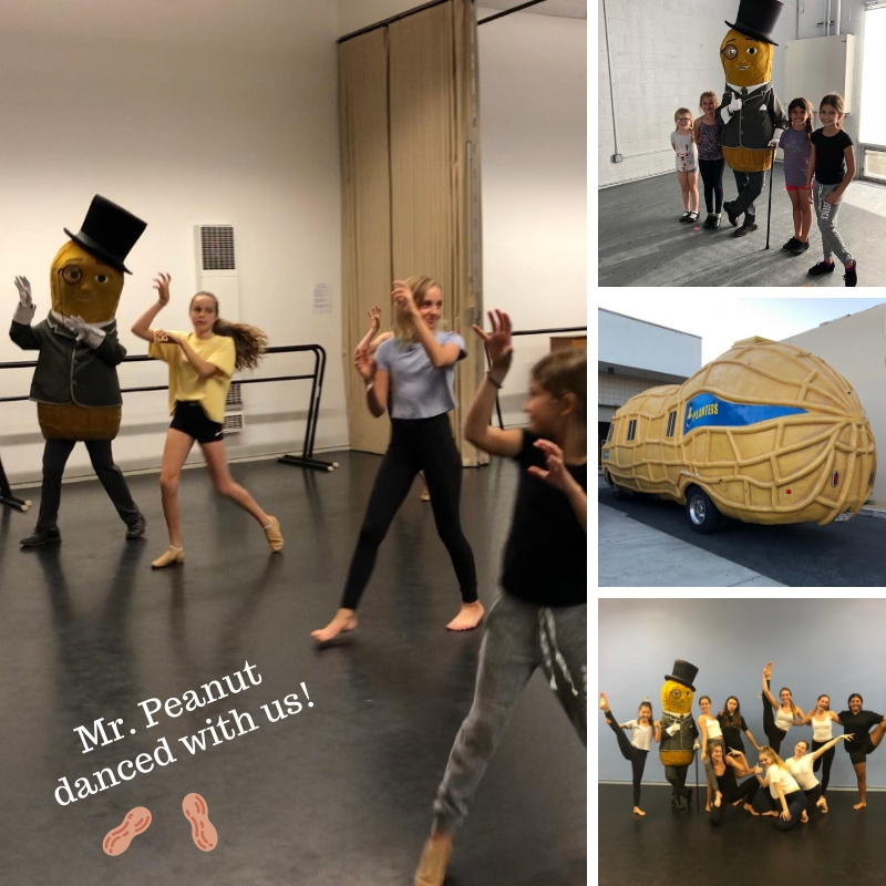 Mr. Peanut danced with us!.jpg