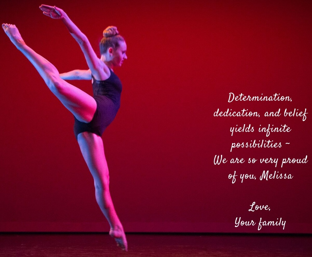 support your dancer or advertise your business in our programs -